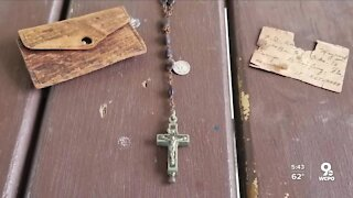 Rosary found during WWII returned more than 70 years later