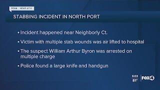 Stabbing in North Port