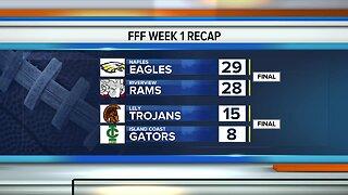 Southwest Florida high school football scores