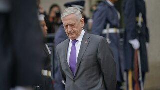 Mattis And Other Former Military Leaders Criticize Trump