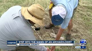 Join an archaeological dig with scientists from Denver Museum of Nature and Science