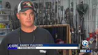 Fishermen calling for change with Lake Okeechobee management