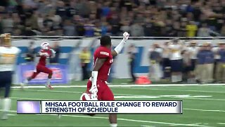 MHSAA changes football playoff system to reward strength of schedule