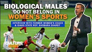 Biological Males Do Not Belong in Women's Sports