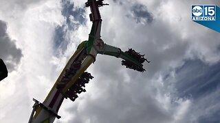 SCREAM UPSIDE-DOWN! Ride the Tango at the Arizona State Fair - ABC15 Digital