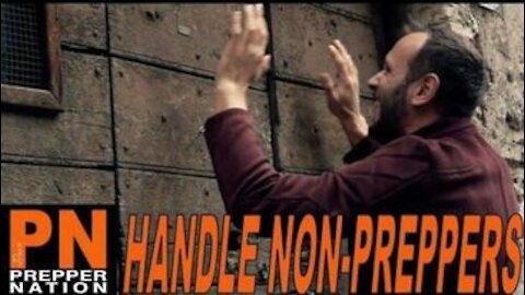 How to Handle Non-Preppers in SHTF