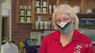 How will South Florida businesses enforce face masks?