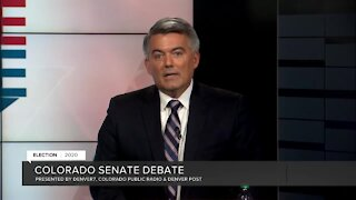 Debate: Gardner on Republican pandemic response
