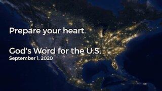 God's Word for the U.S. September 2020 (Video #2)