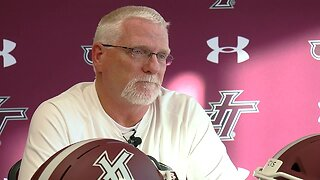 Passing of Allan Trimble press conference