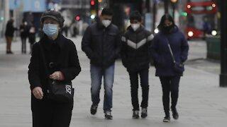 U.K. Struggles To Keep Up With Rising Virus Surge