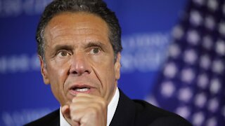 Former aide accuses New York Gov. Cuomo of sexual harassment