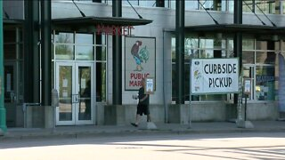 Milwaukee Public Market reopens to the public