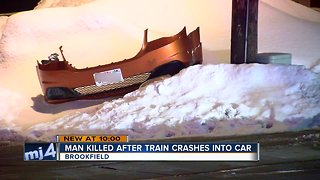 Witness says deadly Brookfield train crash 'looked unreal, like a movie'