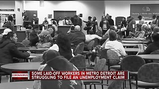 Whitmer expands unemployment benefits to those who are self-employed, independent contractors & more
