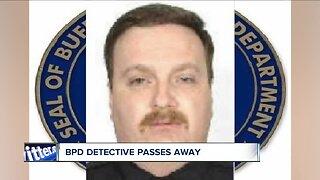 Buffalo police detective dies