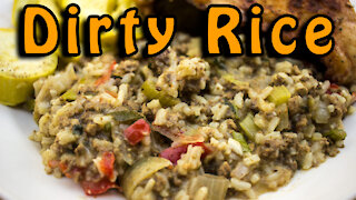 Dutch Oven Dirty Rice