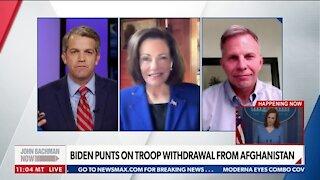 Biden Punts on Troop Withdrawal