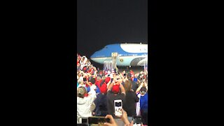 Harrisburg Trump Rally