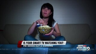 Is your smart TV watching you?
