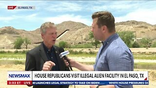 REP. BABIN LEADS DELEGATION TO SOUTHERN BORDER