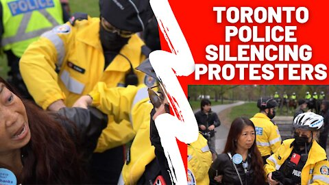 Toronto Police continue to silence protesters with questionable arrests
