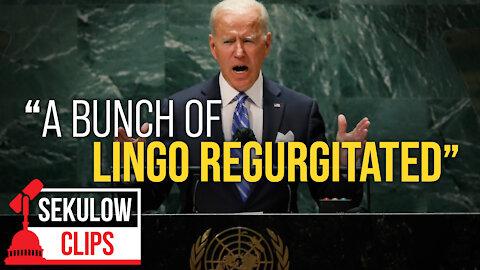 """A Bunch of Lingo Regurgitated"""