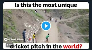 Cricket crazy Pakistan