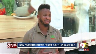 New program helps kids in foster care beat the odds as adults