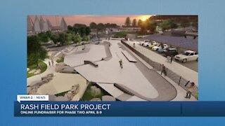 GTK: Rash Field Park Project
