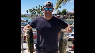 Fishing Roosevelt Lake