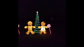 PRIVATE CHRISTMAS LIGHTS