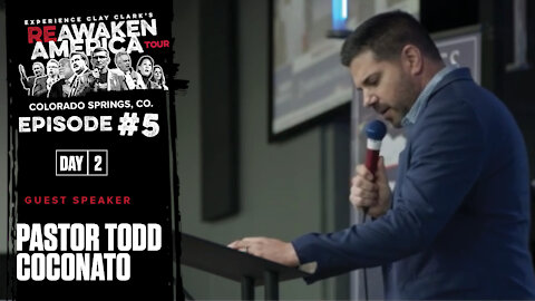 Pastor Todd Coconato | Anything Not Said Will Be Used Against You | Why the Church Cannot Afford to Remain Silent