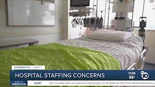 Hospital staffing concerns