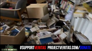 Project Veritas HQ Completely Destroyed by Hurricane Ida