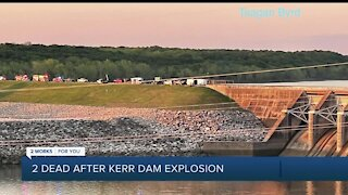 GRDA: Investigation launches after two people died from Kerr Dam explosion