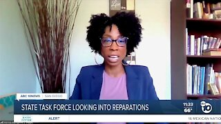 State task force looking into reparations