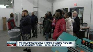 Northland Workforce Training Center gives tour