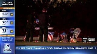 Vigil to honor Deputy Magli