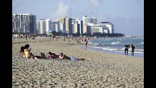 Travel skyrocketing as cases surge