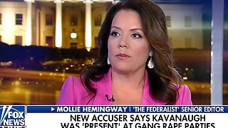 Mollie Hemingway: Each Kavanaugh accusation is more ridiculous than the last