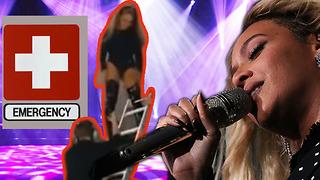 Beyonce Suffers MAJOR FAIL!