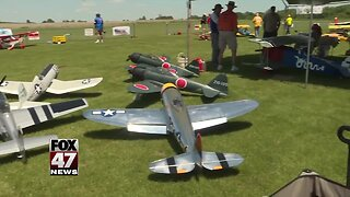 Remote Control Airshow to open to spectators
