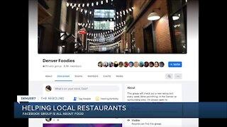 The Rebound: Denver Foodies helping restaurants