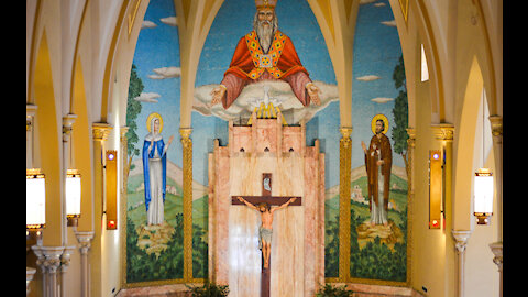 Holy Sacrifice of the Mass - Solemnity of Corpus Christi - June 6th, 2021