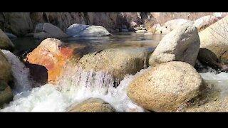 Deep Creek Hot Springs, Apple Valley, California