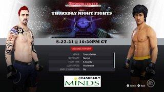 THURSDAY NIGHT FIGHTS - Cash Daily vs Bruce Lee