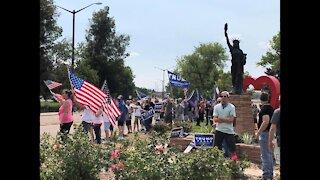Loveland,CO Republic Rally #USA #Trump2020 #BacktheBlue
