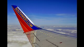 Southwest Airlines reports first quarterly loss in years