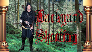 Backyard Shooting